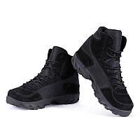 Ботинки KS-1 черные ESDY