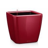Умный вазон  Quadro LS 28 Красный глянец
