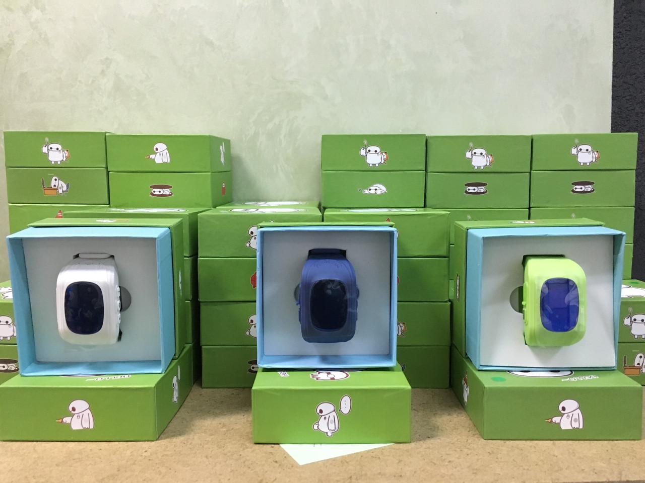 """Детские умные часы Smart Baby Watch Q50 - Интернет-магазин """"inGarden"""" в Киеве"""