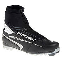 Ботинки беговые Fischer XC TOURING T3 BLACK АКЦИЯ -60%