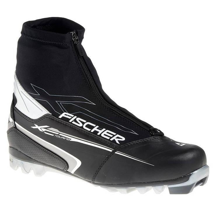 Ботинки беговые Fischer XC TOURING T3 BLACK 40, фото 2