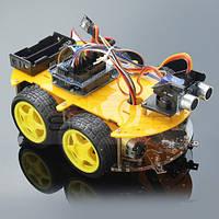 Электронный конструктор Haitronic «Робомобиль с Bluetooth-управлением»