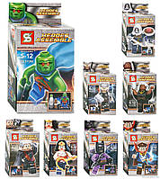 Конструктор SY аналог (Lego Super Heroes)