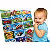 Новинка! Детский развивающий игровой коврик Киндер Пол NEW.