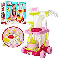 Детский игровой набор для уборки 667-34