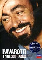 DVD-диск Luciano Pavarotti. Pavarotti: The Last Teno (2007)