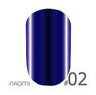 Гель лак Naomi 6 мл Metallic Collection M02