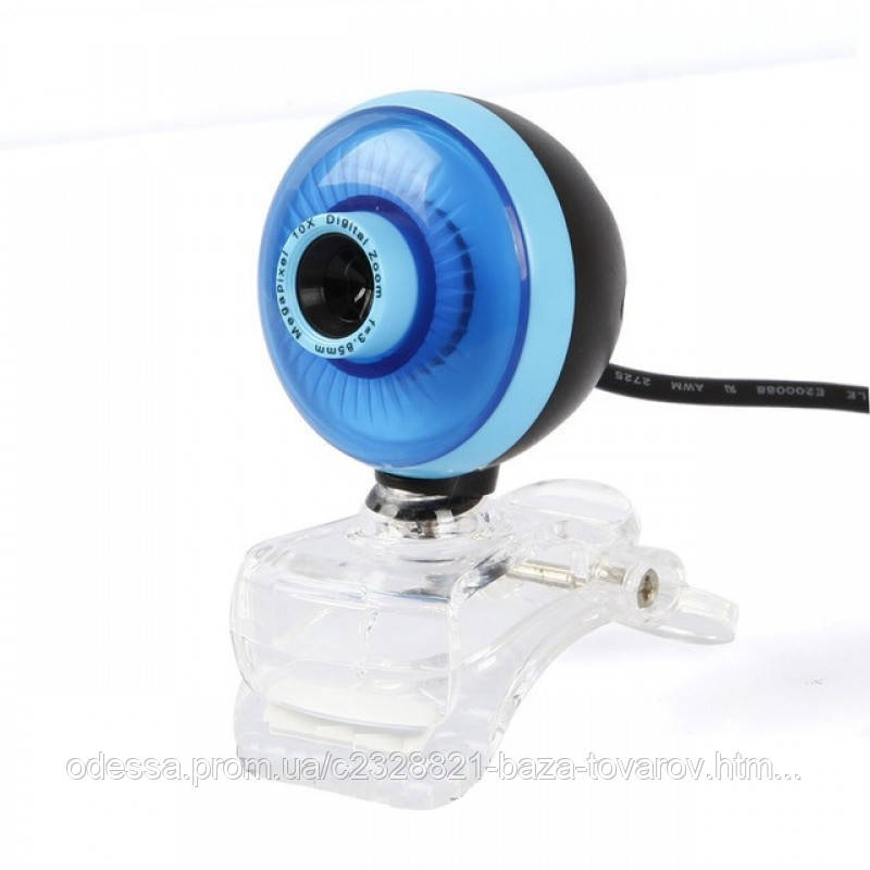 Веб-камера с микрофоном DL-9С / 21С, web kamera, веб камера для ноутбука - База товаров в Одессе