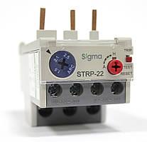Тепловое реле для контактора, пускателя, теплушка на 2.5 А, диапазон 1,6-2,5