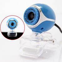 Веб-камера DL-11C с микрофоном, компактная веб камера, web kamera
