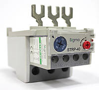 Тепловое реле для контактора, пускателя, теплушка на 26 А, диапазон 18-26, фото 1
