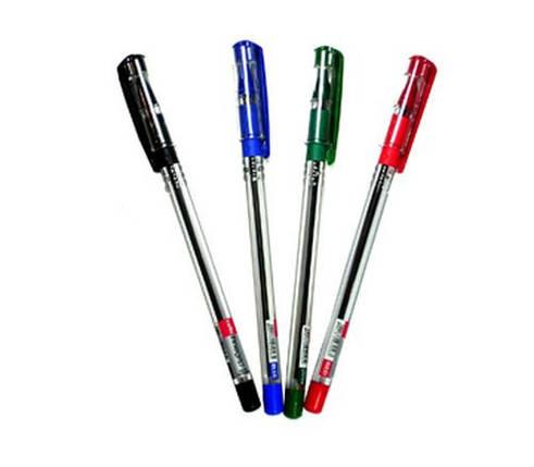 "Ручка шариковая ""Cello"" Finegrip зеленая, фото 2"