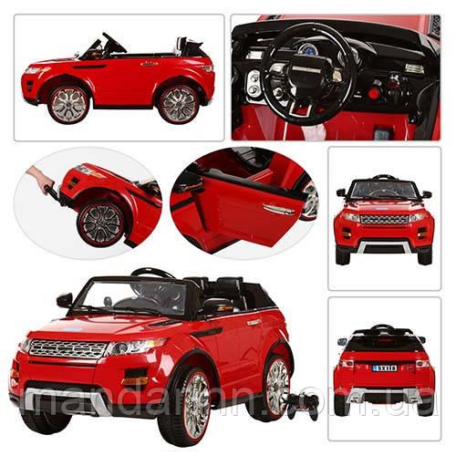 Детский электромобиль джип M 2398 BR-3 Range Rover
