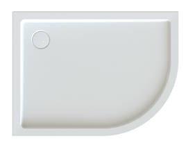 Душевой поддон SANPLAST BP-L/FREE 80x100x5 STB