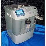 Медичний кисневий концентратор «МЕДИКА» JAY-5W з опціями контролю концентрації кисню і пульсоксиметр, фото 2