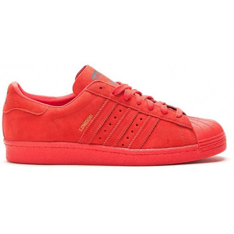 Мужские кроссовки  Adidas Superstar 80s City Pack London