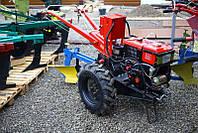 Мотоблок Булат ВТ810E (дизель 8 л.с.; электростартер; водяное охлаждение)