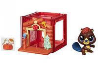 Alder Waterley, игровой тематический набор, Littlest Pet Shop