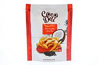 """Кокосовые чипсы  """"CocoDeli"""" с перцем"""
