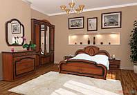 """Спальня """"Поліна"""" (Патина) Світ меблів"""