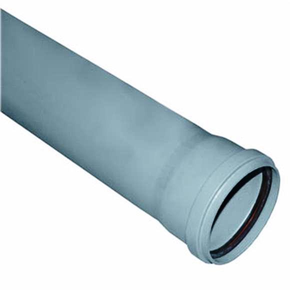 Труба для внутренней канализации. Эконом-класс, 110х2000 мм