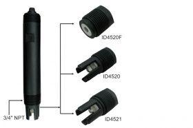 Комбинированный рН-электрод EZODO ID 4520 для водных растворов