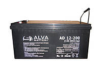 Аккумуляторы AGM ALVA battery AW12-200