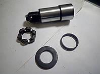 Палец Т-150 поворотного гидроцилиндра в сборе (гайка+шайба+втулка) 151.40.278