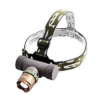 Налобний ліхтарик Bailong BL-6866