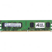 Модуль памяти для компьютера DDR2 2GB 800 MHz Samsung (M378B5663QZ3-CF7)
