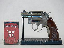 1020 - Револьвер-зажигалка Smith & Wesson, 14см
