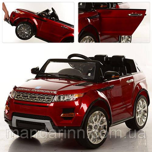 Детский электромобиль джип M 2398 EBRS-3 Range Rover. Автомобильная Краска.