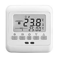 Терморегулятор электронный для теплого пола BYC08.H3 16A