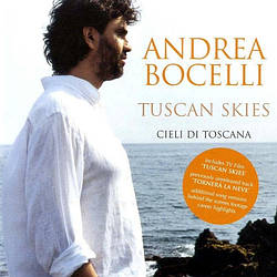 DVD-диск Andrea Bocelli - Tuscan skies (2001)