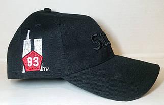 """Бейсболка тактична 5.11 (логотип 93"""")"""