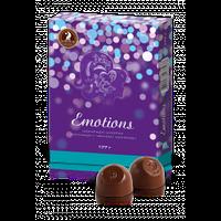 """Шоколадные конфеты """"Emotions"""" Клубника в черном шоколаде SHOUD'E"""