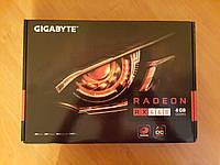 Видеокарта GIGABYTE Radeon RX460 WINDFORCE OC 4G (GV-RX460WF2OC-4GD)