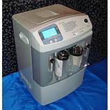 Медичний кисневий концентратор «МЕДИКА» JAY-8-А з опцією контролю концентрації кисню, фото 4