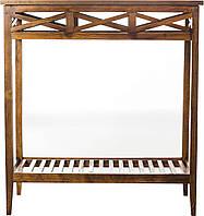 Консольный столик Орех
