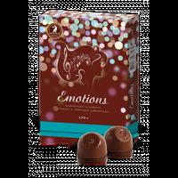"""Шоколадные конфеты """"Emotions"""" Лимон в черном шоколаде SHOUD'E"""