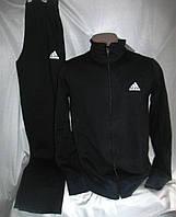 Спортивный костюм мужской с логотипом трикотаж опт