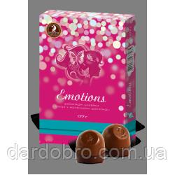 """Шоколадные конфеты """"Emotions"""" Кокос в молочном шоколаде SHOUD'E"""