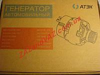 Генератор 90 А АТЭК Беларусь 2110-2112 2108-21099 инжектор под ручейковый ремень АТЭК 2110-3701010