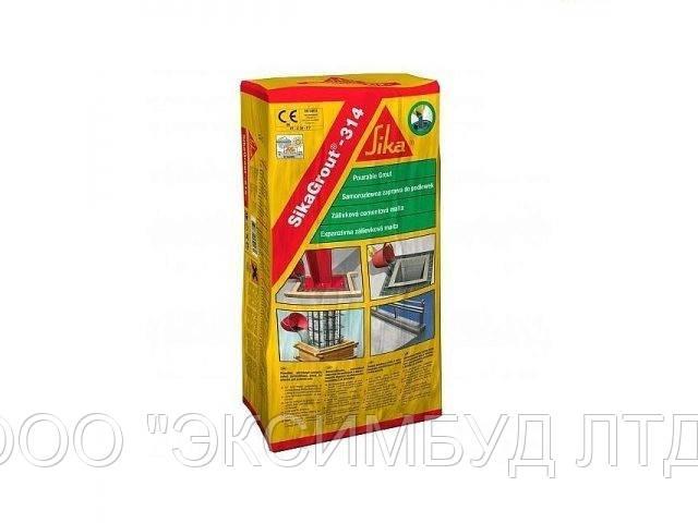 Пластификатор для бетона и цементных систем SikaGrout-314