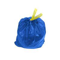 Пакет для мусора 60л 10шт с завязками