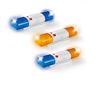 Мигалка Rolly Toys со звуком rollyLight and Sound   голубая оранжевая
