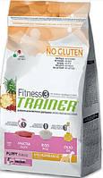 Trainer Fitness3 Super Premium Puppy Medium&Maxi With Duck Rice Oil 12,5 кг для щенков средних и крупных пород, фото 1