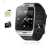 Смарт часы GV18 Smart watch sim SD карта 550 mAh