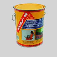 Самовыравнивающийся цементно-эпоксидный раствор Sikadur-42 (A+B+C) 12кг