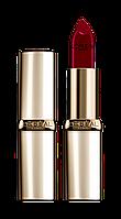 L'OREAL Color Riche Увлажняющая губная помада №297 - Red Passion